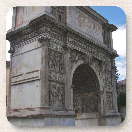 Arco de Trajan. Posavaso