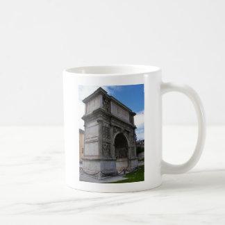 Arco de Trajan. Taza De Café