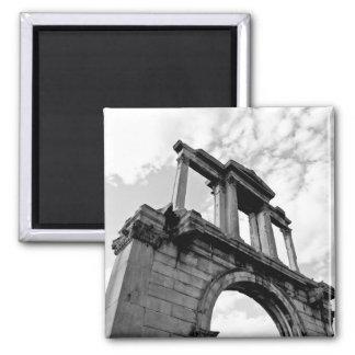 Arco del imán de Hadrian Grecia