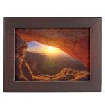 Arco del Mesa, parque nacional de Canyonlands Caja De Recuerdos