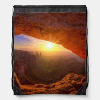 Arco del Mesa, parque nacional de Canyonlands Mochilas