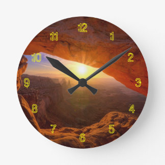 Arco del Mesa, parque nacional de Canyonlands Relojes
