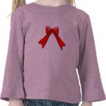 Arco del navidad camiseta