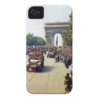 Arco del Triunfo 2 iPhone 4 Case-Mate Protectores