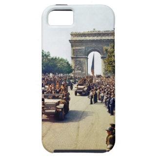 Arco del Triunfo 2 iPhone 5 Carcasa