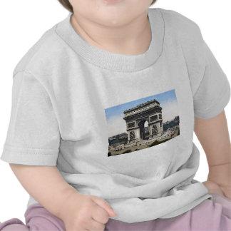 Arco del Triunfo - de l Etoile Camiseta