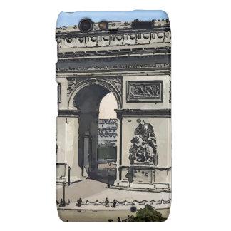 Arco del Triunfo - de l'Etoile Motorola Droid RAZR Carcasa