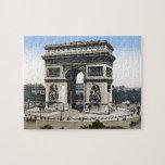 Arco del Triunfo - de l'Etoile Puzzles Con Fotos