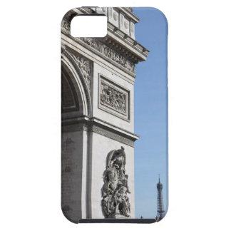 Arco del Triunfo Funda Para iPhone SE/5/5s
