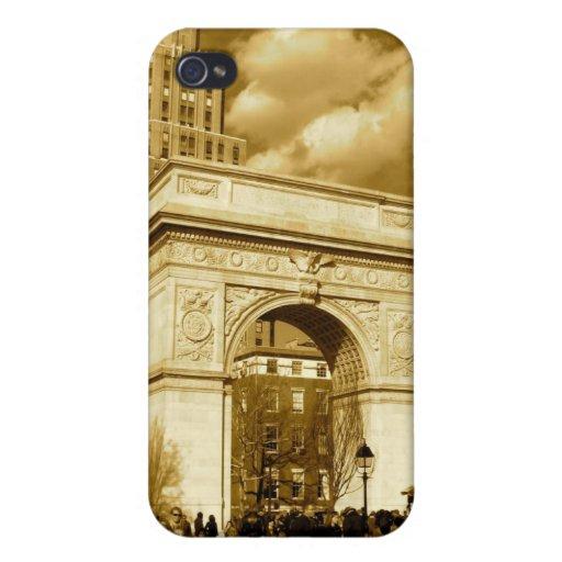 Arco del Triunfo iPhone 4 Carcasa