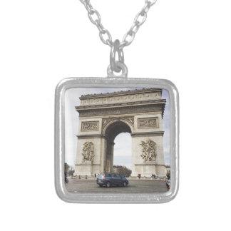 Arco del Triunfo, París Colgante Cuadrado