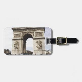 Arco del Triunfo, París Etiqueta Para Equipaje