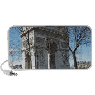 Arco del Triunfo, París, Francia Mini Altavoces