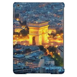 Arco del Triunfo, París, Francia Funda iPad Air