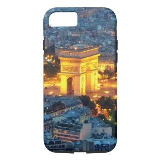 Arco del Triunfo, París, Francia Funda iPhone 7