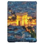 Arco del Triunfo, París, Francia Funda Para iPad Air