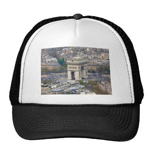 Arco del Triunfo París Francia Gorro