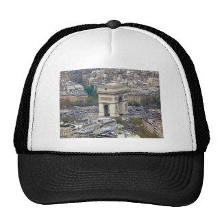 Arco del Triunfo París Francia Gorros