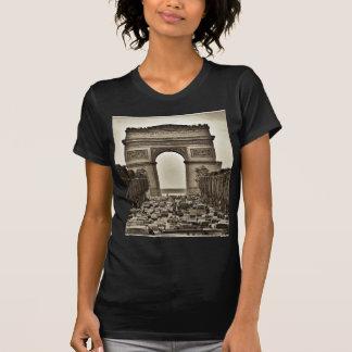 Arco del Triunfo, París, Francia Camiseta