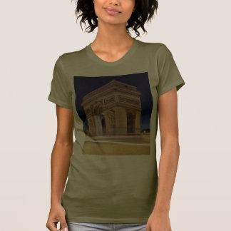 Arco del Triunfo, París, Francia Camisetas
