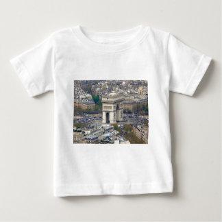 Arco del Triunfo París Francia Playera