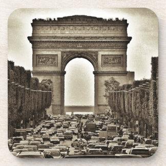 Arco del Triunfo, París, Francia Posavasos