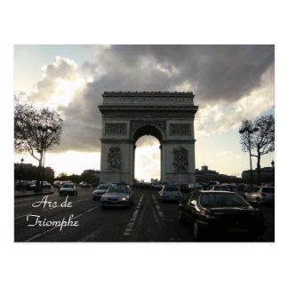 Arco del Triunfo Postales