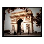 Arco del Triunfo Tarjetas Postales