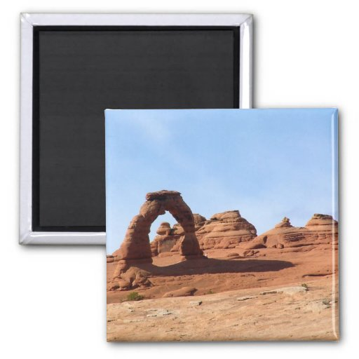 Arco delicado - imán