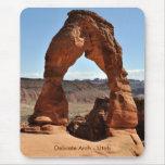Arco delicado - parque nacional de los arcos alfombrillas de ratón