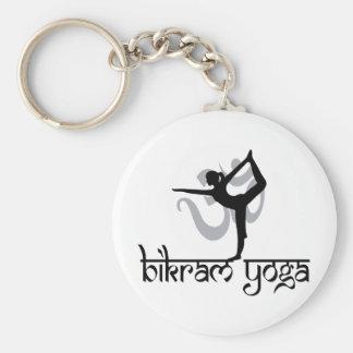 Arco derecho que tira de la yoga de Bikram de la a Llaveros Personalizados
