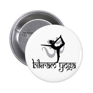 Arco derecho que tira de la yoga de Bikram de la a Pin Redondo 5 Cm
