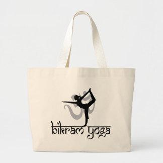 Arco derecho que tira del regalo de la yoga de Bik Bolsa Tela Grande