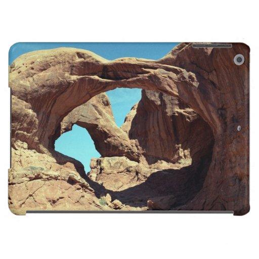 Arco doble carcasa para iPad air