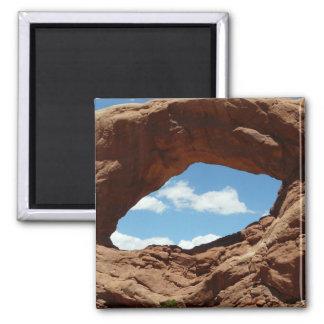 arco en Moab Utah Imán Para Frigorífico