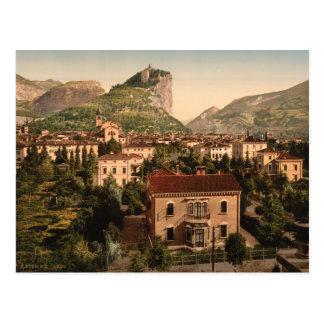 Arco III, Trentino-Alto Adige, Italy Postcard