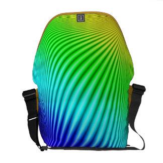 Arco iris 1 bolsas de mensajería