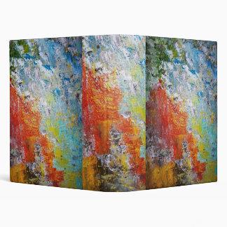 Arco iris abstracto