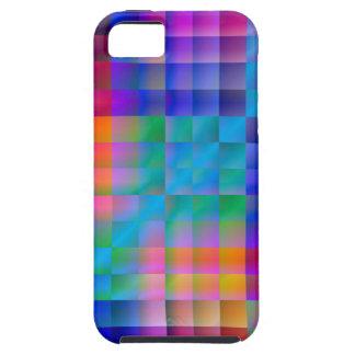 Arco iris abstracto iPhone 5 Case-Mate protector