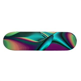 Arco iris abstracto patinetas personalizadas