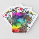 Arco iris baraja de cartas