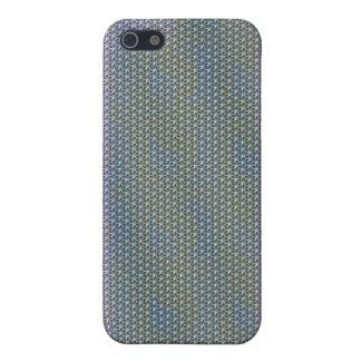 Arco iris Bling metálico iPhone4 iPhone 5 Cárcasas