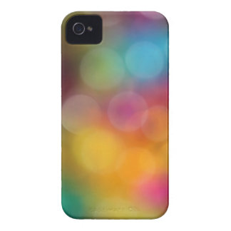 Arco iris Bokeh iPhone 4 Case-Mate Cobertura
