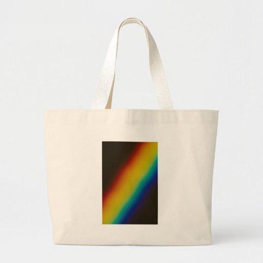 Arco iris bolsa de mano