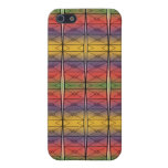 arco iris colorido pern iPhone 5 cobertura