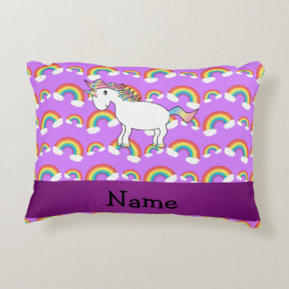 Arco iris conocidos personalizados de la púrpura