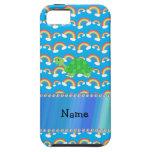Arco iris conocidos personalizados de la tortuga iPhone 5 Case-Mate carcasa