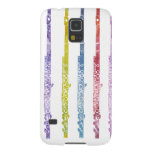 Arco iris de flautas carcasas de galaxy s5