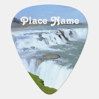 Arco iris de Islandia Plumilla De Guitarra