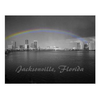 Arco iris de Jacksonville, la Florida Postal